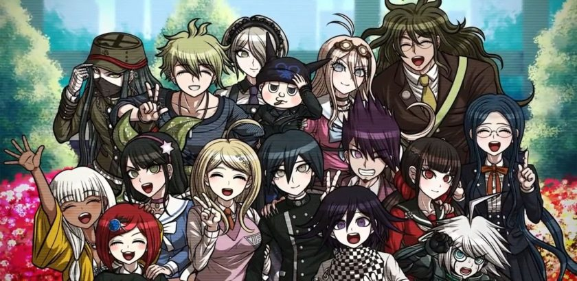 16 Thoughts for 16 Ultimates: Emma Plays Danganronpa V3 (Pt