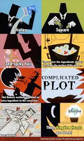 Powerpuff Girls riff on the creation of Kingdom Hearts