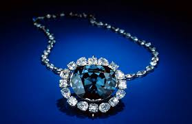 Pretty Stones in Kingdom Hearts should look like the Hope Diamond