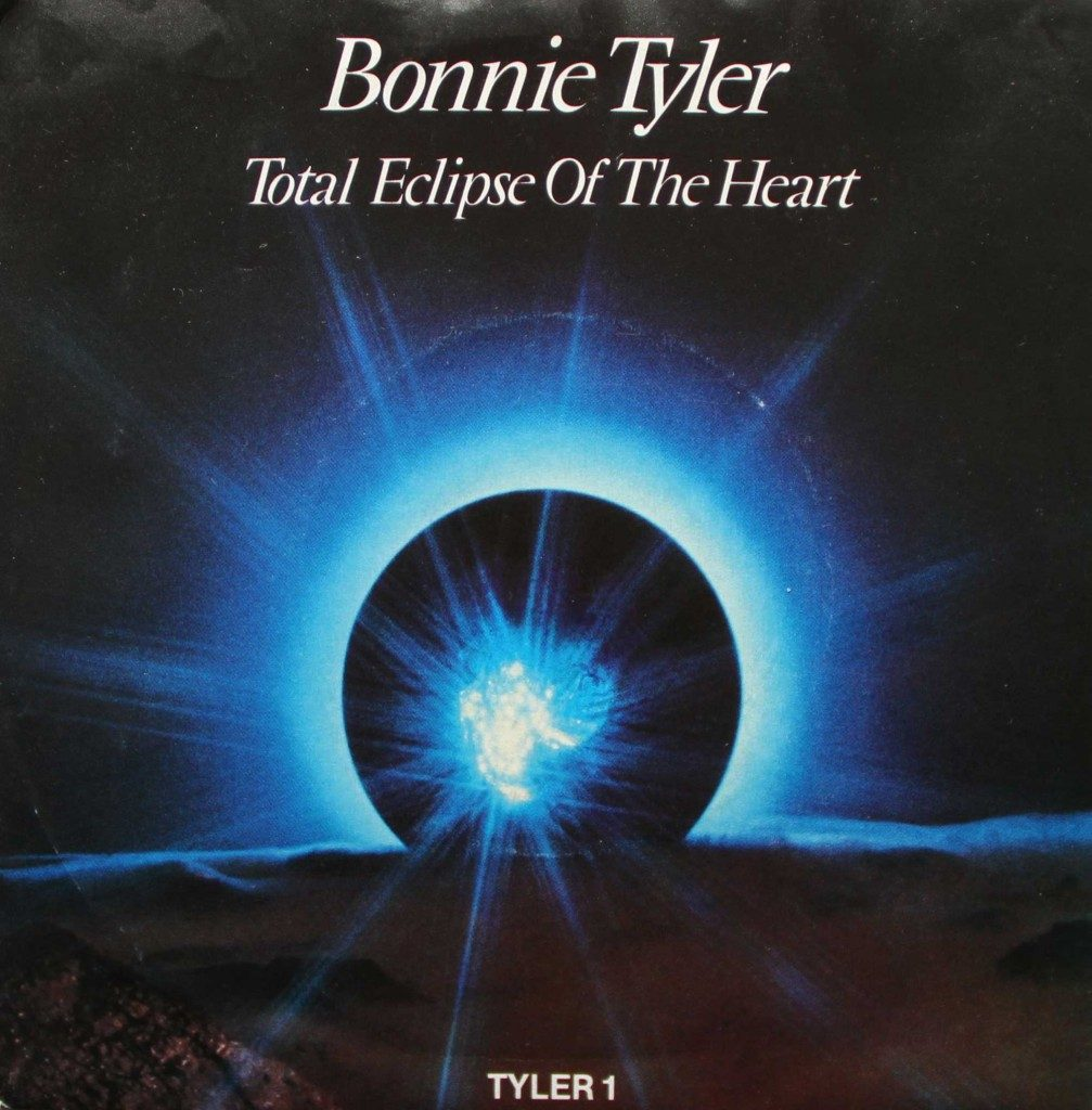 Cover of Total Eclipse of the Heart Record