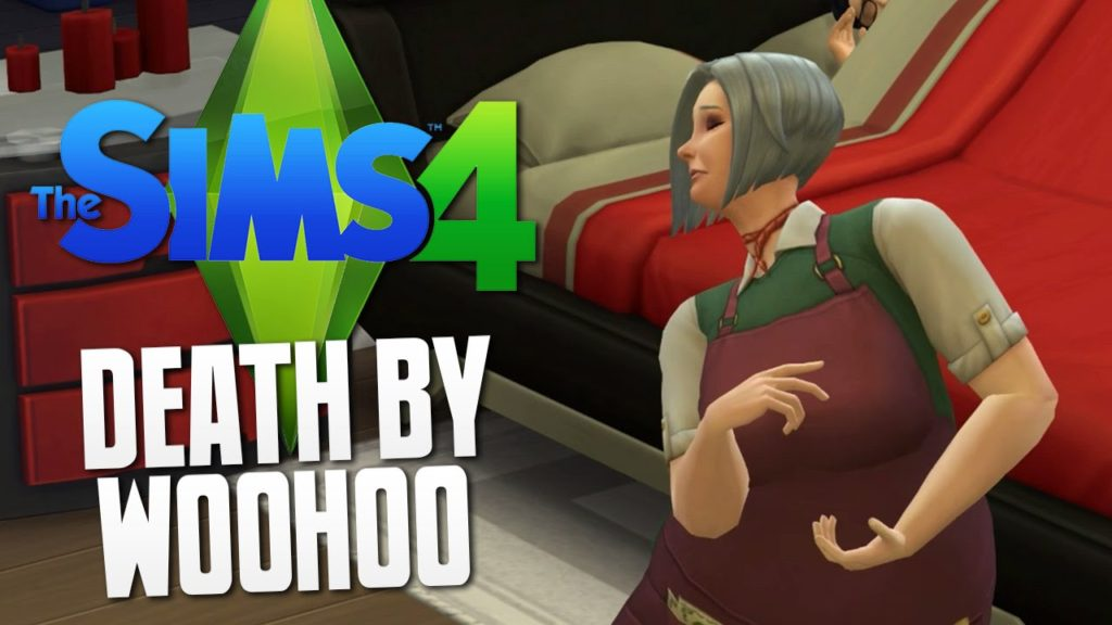 Sims 4 Death by Woohoo