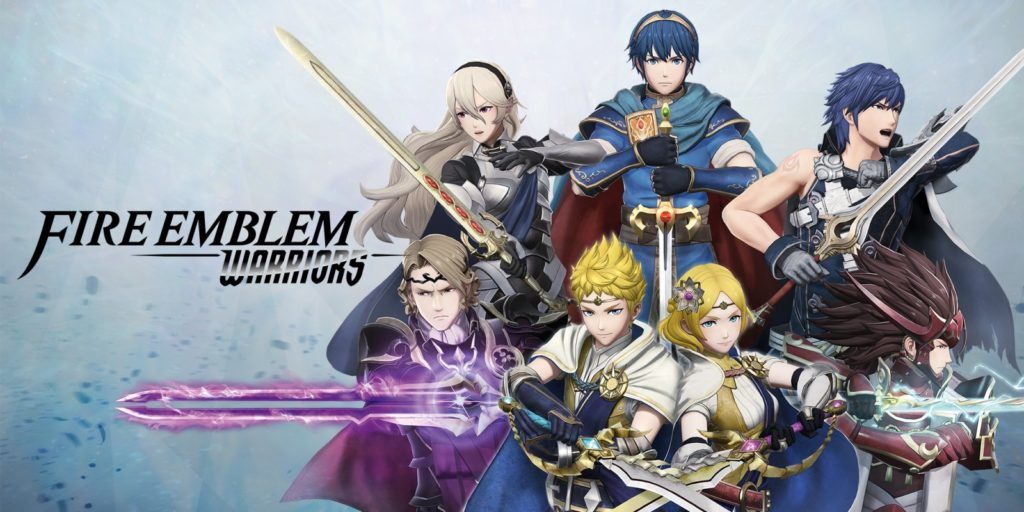 Fire Emblem Warriors, an action strategy game, discussed in this week's video game podcast