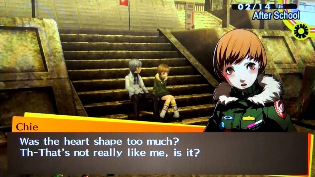 Persona 4 Chie
