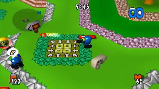 Team Buddies gameplay