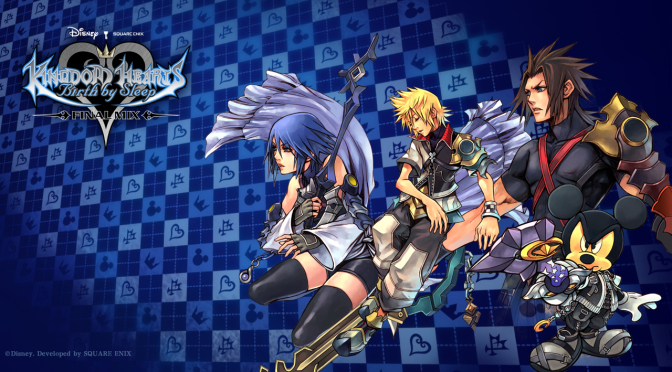 Birth By Sleep, a n action JRPG, discussed in this week's video game podcast