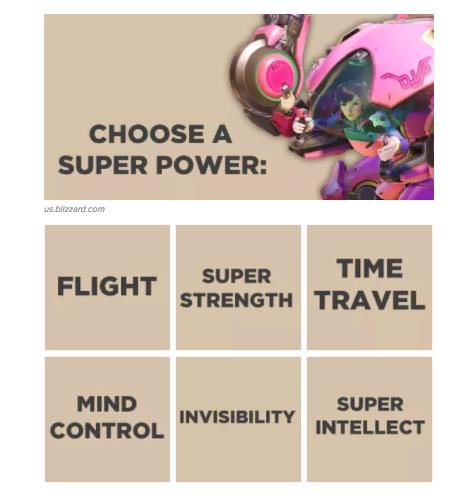 Superpower Overwatch