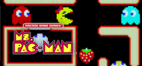 Ms. Pac-Man from Episode 32 of Talk This! a video game podcast