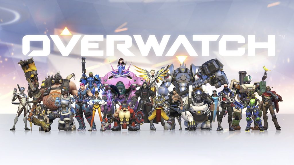 Overwatch on the video game podcast Talk This!