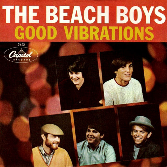 Beach Boys Good Vibrations dualshock