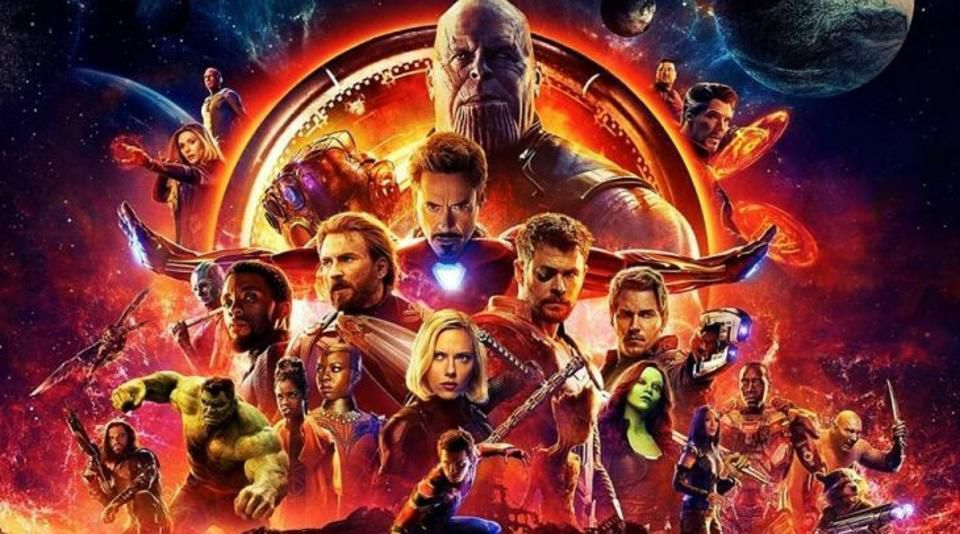 Avengers: Infinity War on Talk This! a video game podcast