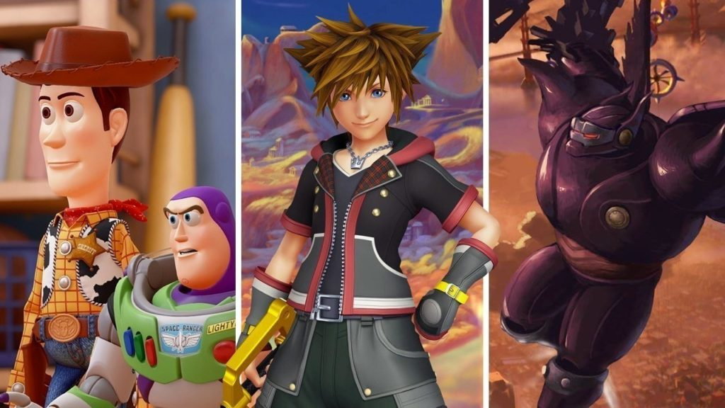 Kingdom Hearts 3 on Talk This! video game podcast