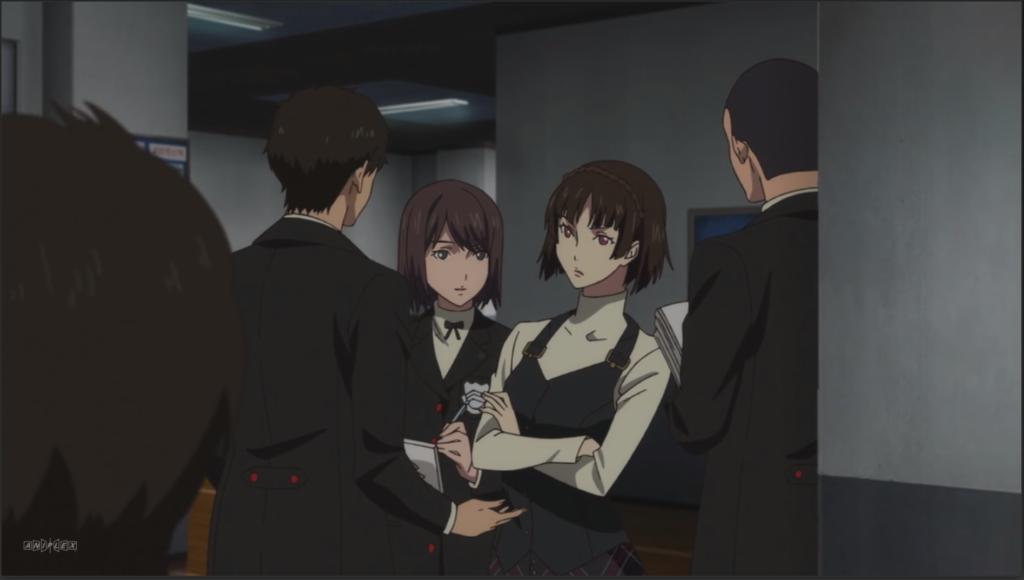 Makoto Persona 5 Animation
