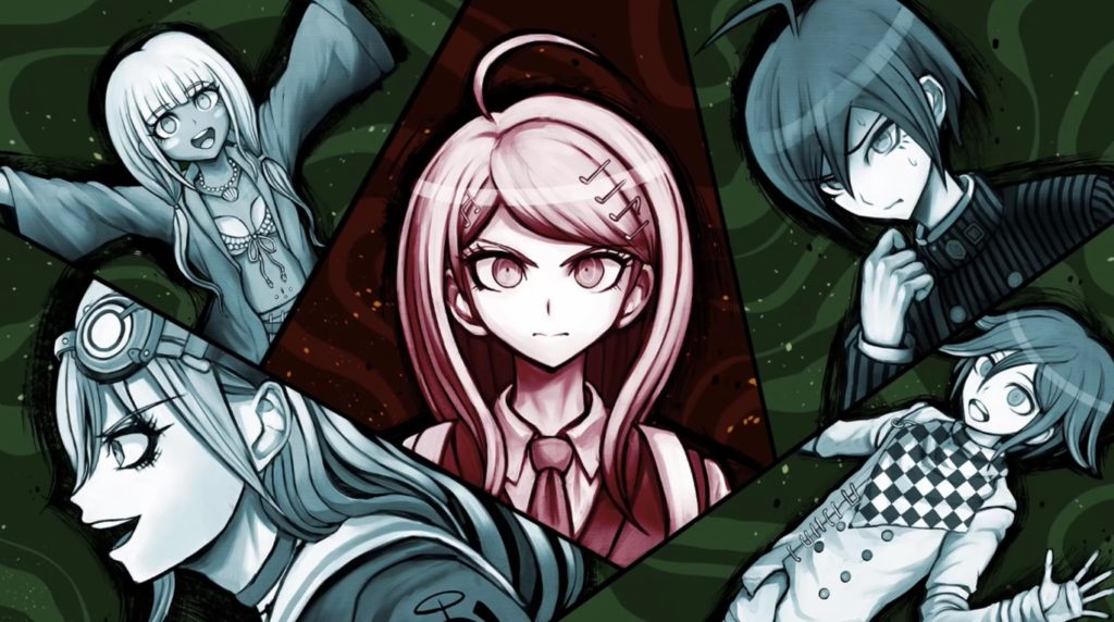 Danganronpa V3 on Talk This! podcast
