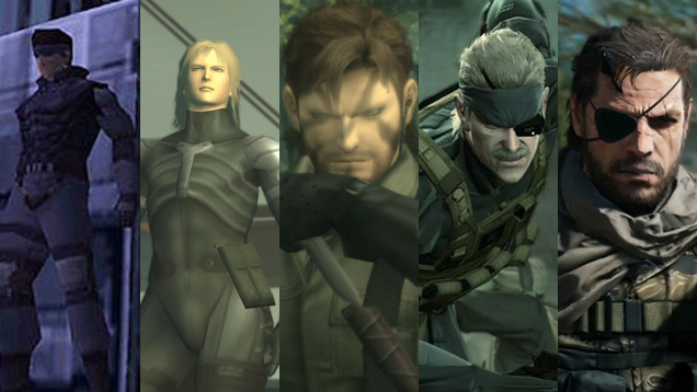 Metal Gear Solid on the video game podcast