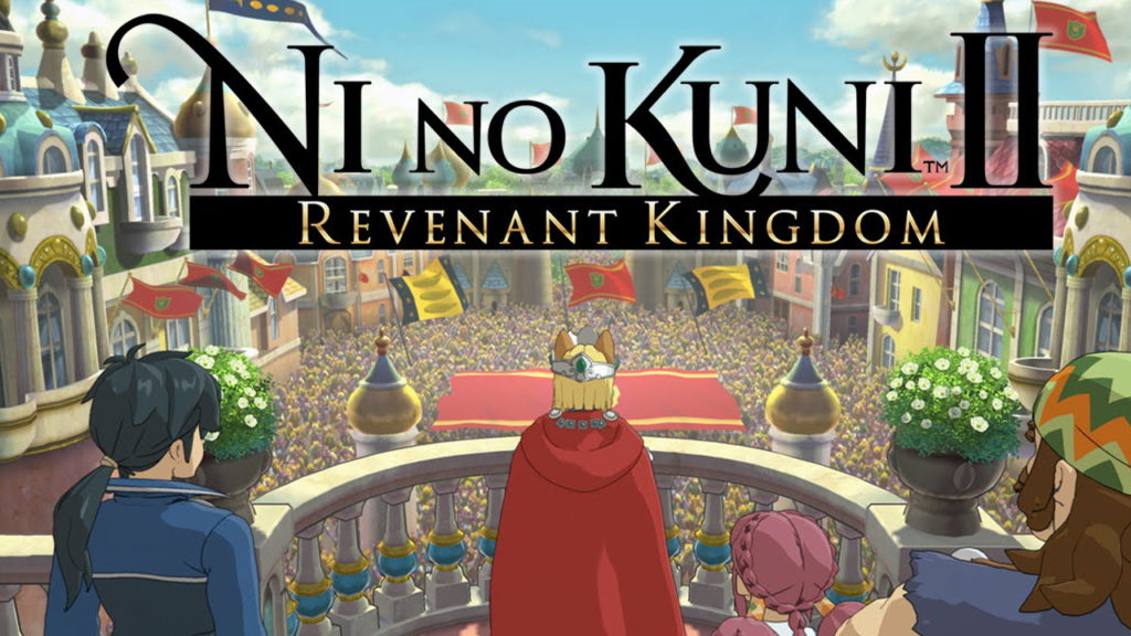 Ni No Kuni II on the video game podcast