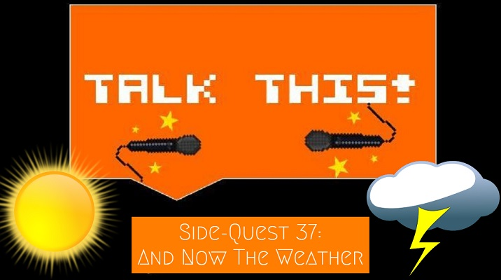 Bonus episode of Talk This! video game podcast with Octopath, Games for Change, My Hero
