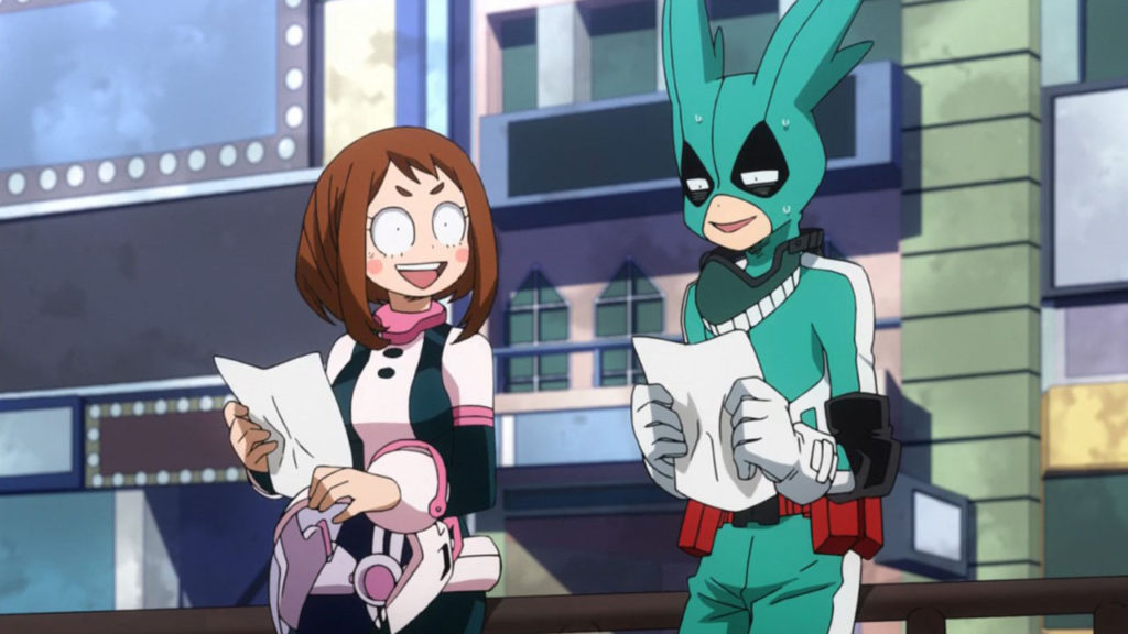 My Hero Academia Season 1 Episode 6