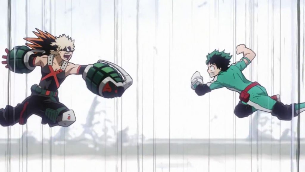 My Hero Academia Episode 7 discussion