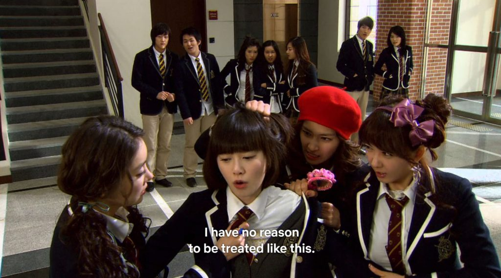 Boys Over Flowers kdrama analysis