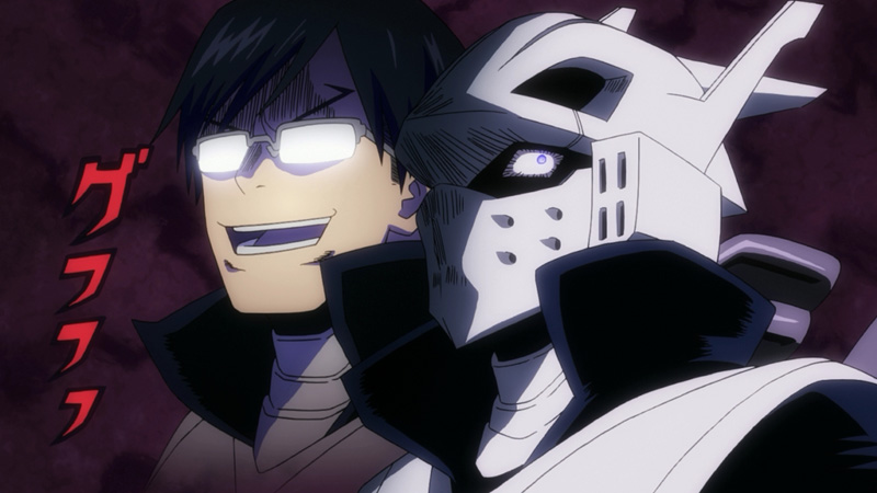Boku no Hero Academia Episode 7