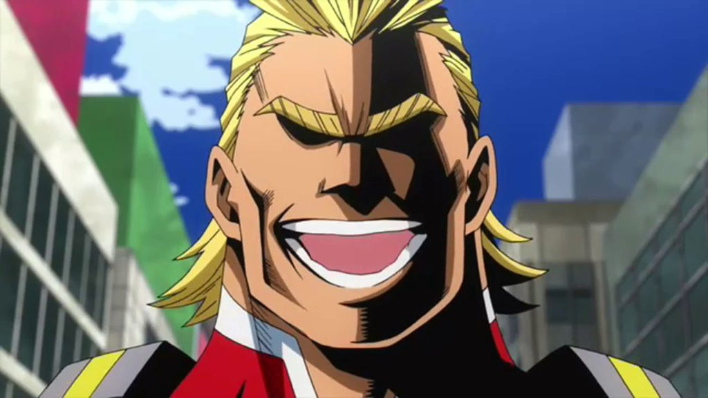 My Hero Academia All Might