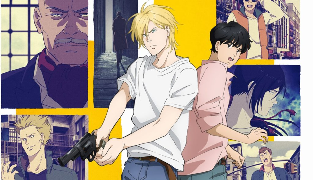 Banana Fish anime discussion
