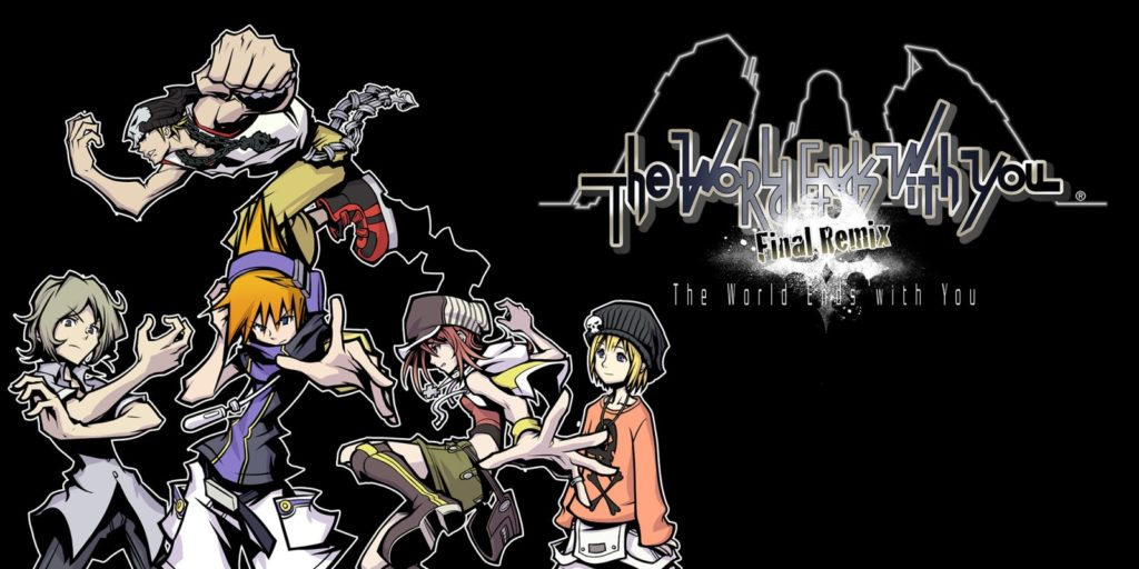 The World Ends with You Switch Port on Podcast