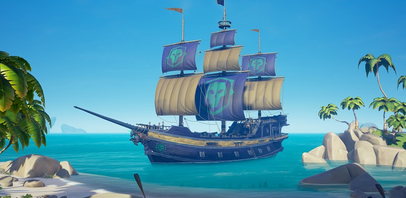 Sea of Thieves on Video Game Podcast