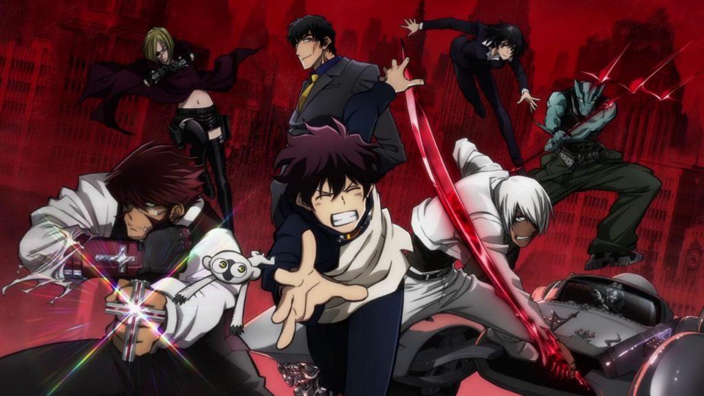 Kekkai Sensen and Beyond anime review