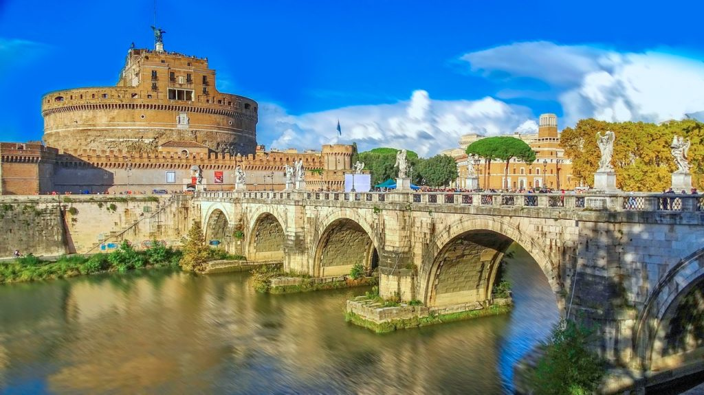 Rome travel podcast
