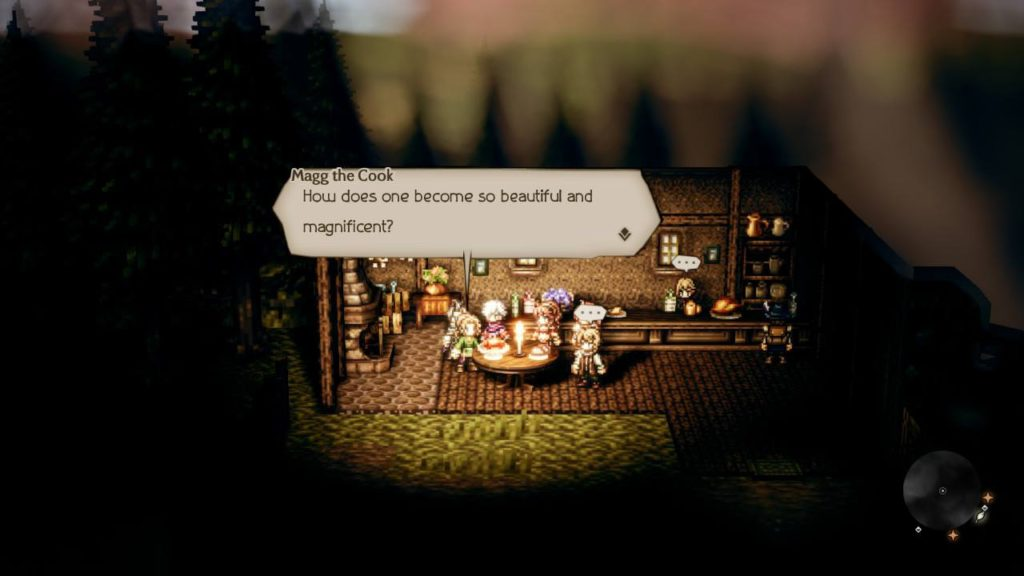 Octopath Traveler impressions