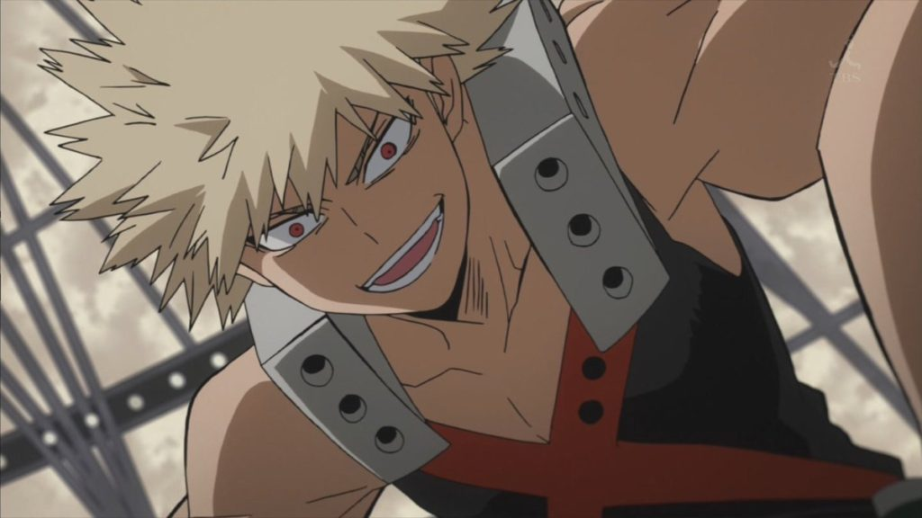 My Hero Academia discussion and review