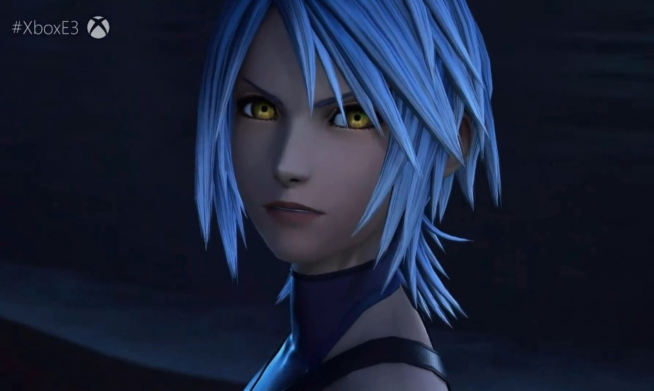 Evil Aqua kingdom hearts 3
