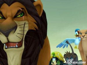 Scar Kingdom Hearts Xigbar