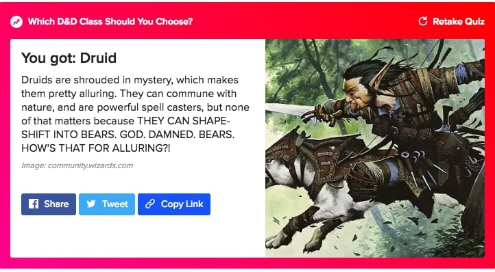 Buzz This Dungeons and Dragons RPG
