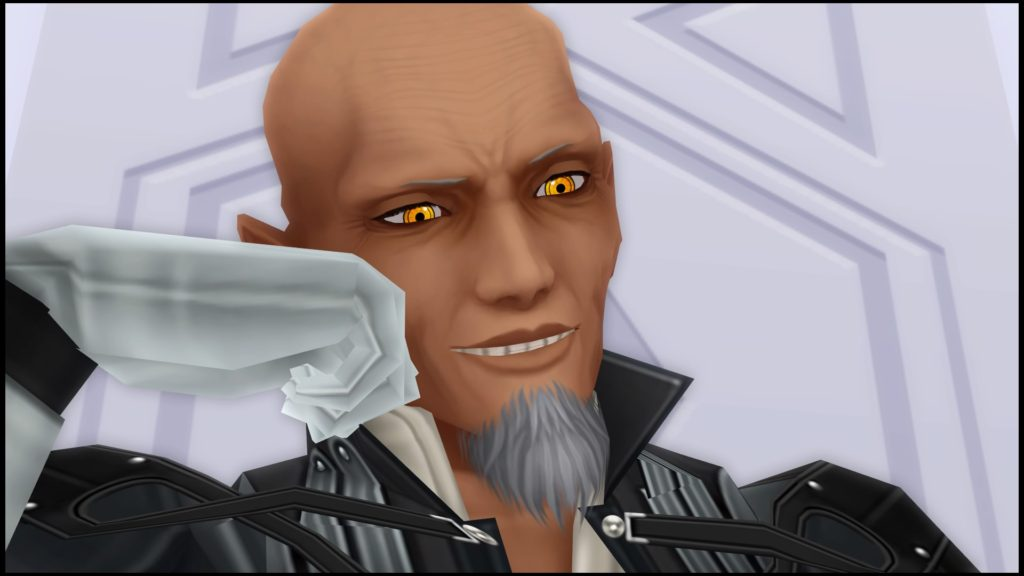 Xehanort is definitely evil