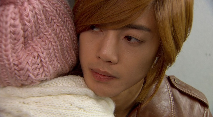 Ji-hoo in boys over flowers episode 7
