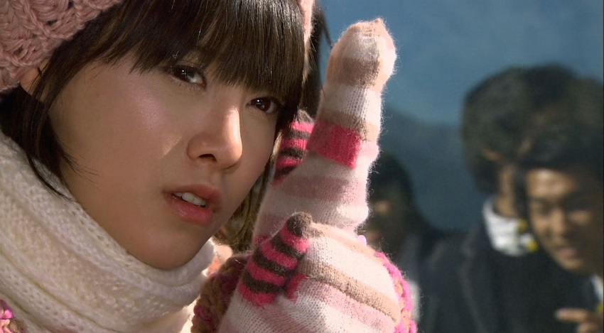 Jan-di in Boys Over Flowers