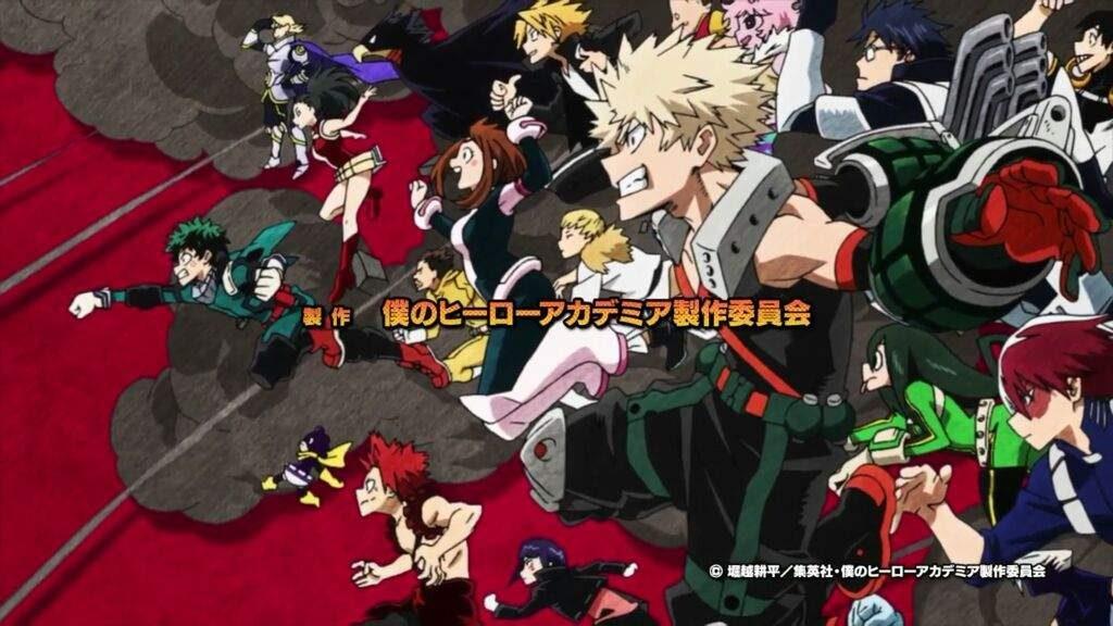 My Hero Academia Season 2 Episode 1 review
