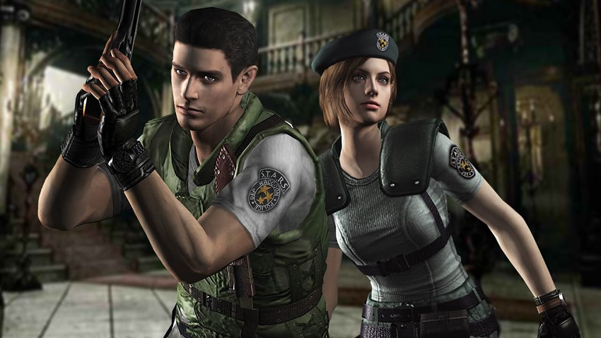 Resident Evil discussion by video game podcast