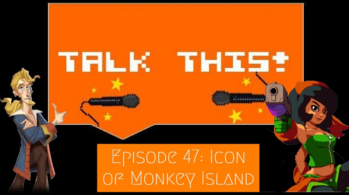 Monkey Island and Iconoclasts on podcast