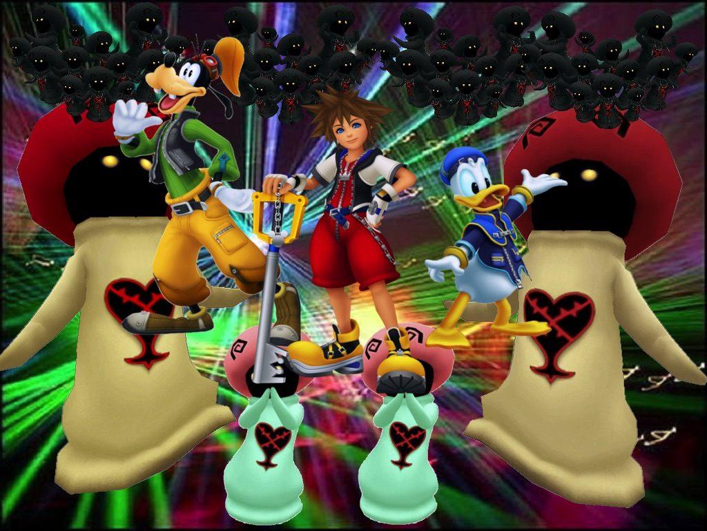 Kingdom Hearts Rave