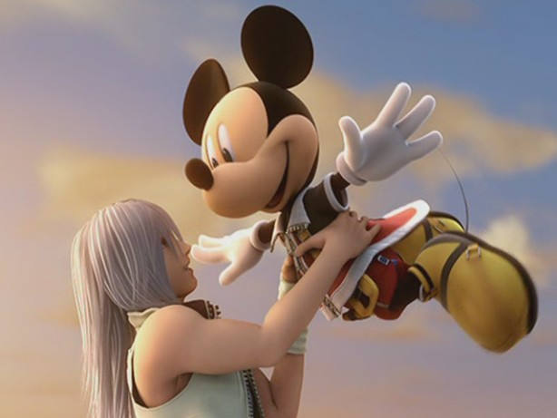 Riku and Mickey fanboys