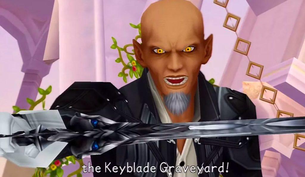 Xehanort Keyblade Graveyard