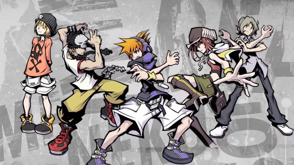 The World Ends With You Final Remix First Impressions
