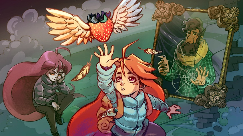 Celeste review on video game podcast