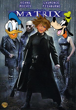 Kingdom Hearts The Matrix
