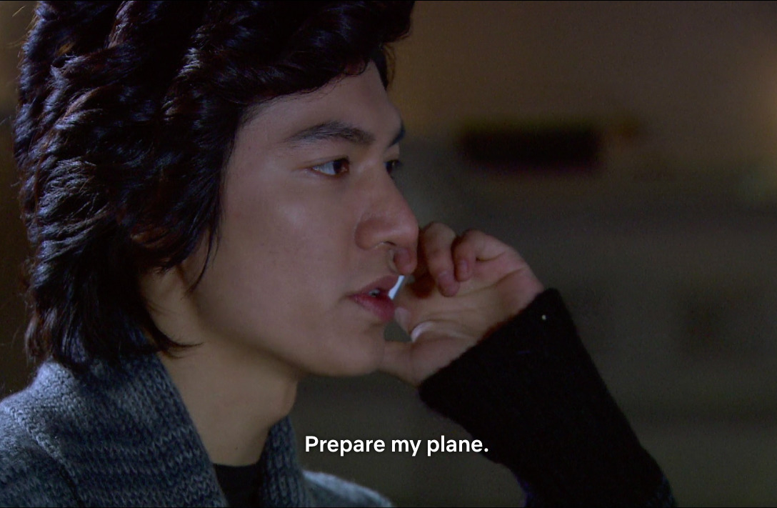 Boys Over Flowers Jun-pyo episode 11