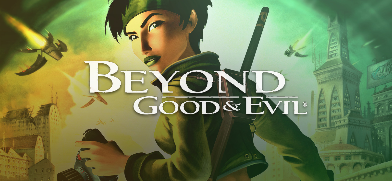 Beyond Good and Evil on video game podcast