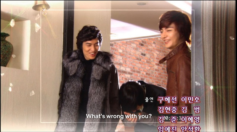 Boys Over Flowers bloopers